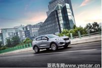 定义智能豪华SUV WEY VV6将于8月底上市