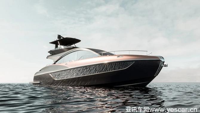 第4款旗舰产品 雷克萨斯LY 650游艇官图