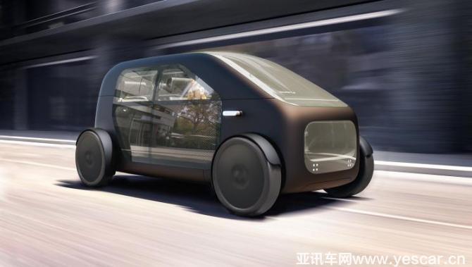 碳纤材质加铝合金框架 电动概念车SIN
