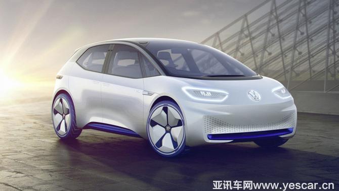 大众集团电动车平台最高可产5000万辆