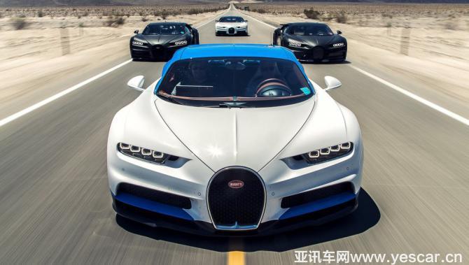 梦一场 Chiron将不会挑战量产车极速