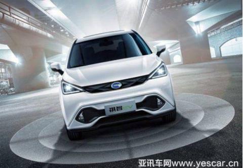 广汽三菱新能源SUV来袭,澎湃动力,能耗更低