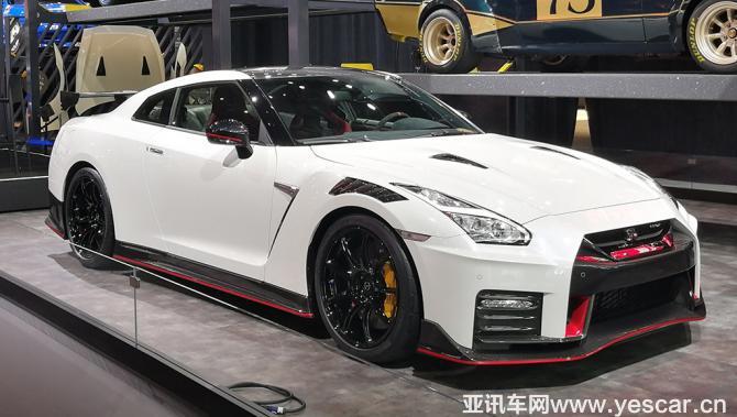 2019纽约车展:新款GT-R NISMO亮相