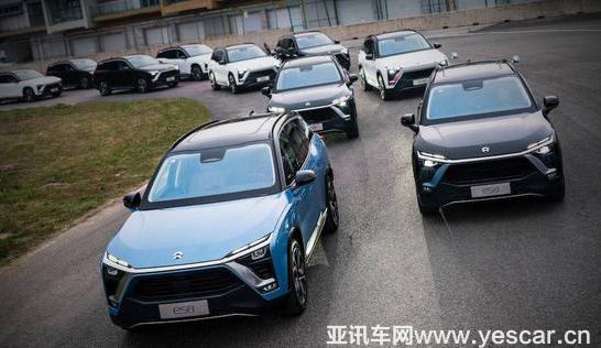 新能源电动汽车蔚来汽车品牌怎么样呢