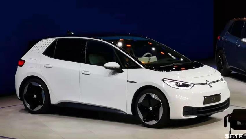 2019法兰克福车展:大众ID.3量产版首发