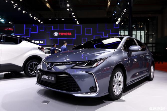 西安车展开幕在即 一汽丰田多维度齐发力