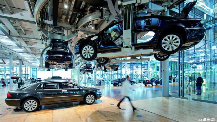电机取代W12 ID.3将在大众透明工厂投产