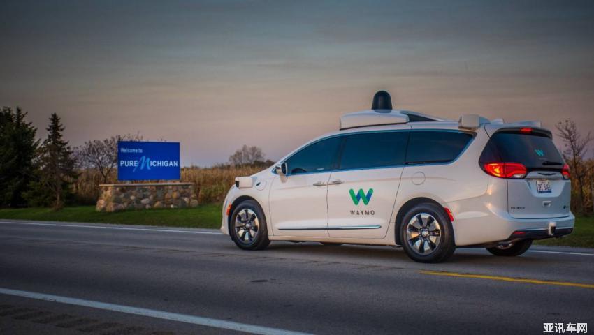 超10万次 Waymo公布自动驾驶服务数据