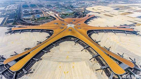 温暖回家路从这里开始 北京大兴国际机场BEIJING