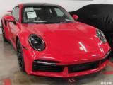 日内瓦车展首发 新911 Turbo S无伪谍照