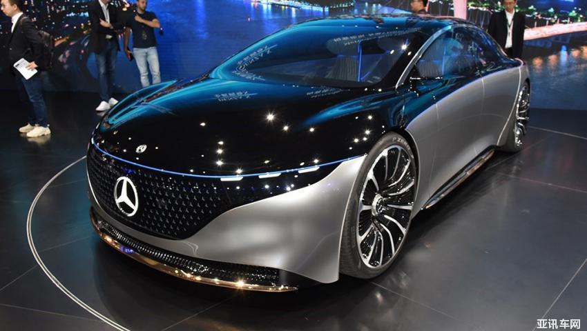 或将2022年面世 奔驰EQS引入AMG版本
