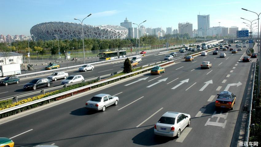 公安部:清明期间全国交通事故下降21%
