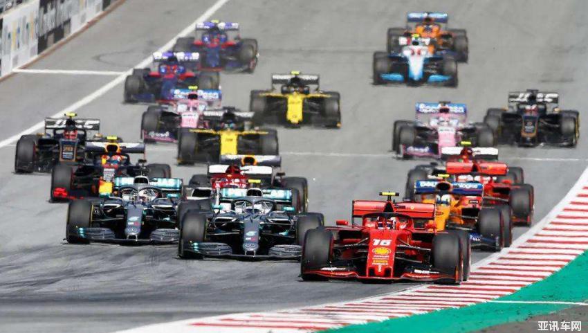 首站7月3日奥地利 F1前8场赛历确定