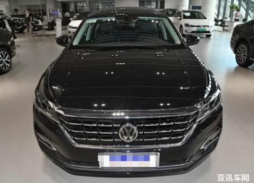 上汽大众帕萨特,智慧车联系统开启全新驾车体验_行业之窗-亚讯车网