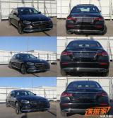 新款国产奔驰E级将于9月25日正式上市