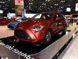 告别YARiS 丰田停止在美国销售小型车