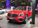 2020北京车展:AMG GLB 35预售46万元起