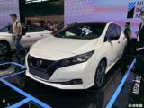 2020北京车展:2020款日产聆风正式亮相