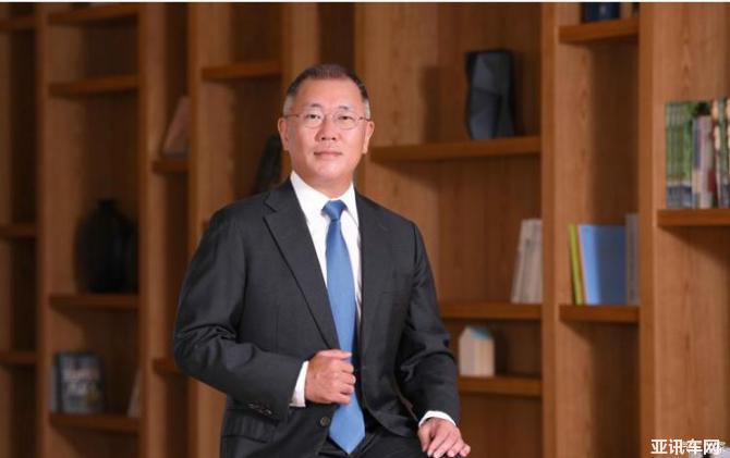 接班郑梦九 郑义宣将任现代汽车董事长