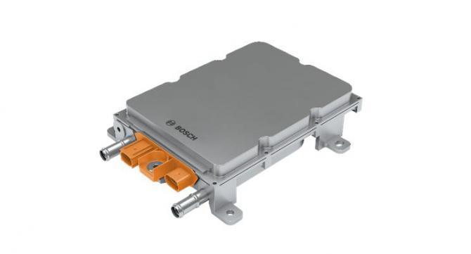 联合汽车电子:首款高压直流转换器批产