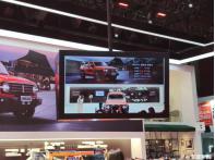 2020广州车展:WEY坦克300预售17.58万起