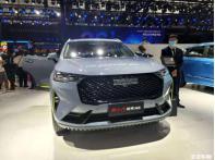 2020广州车展箭雨:哈弗H6 2.0T四驱版首发