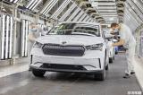 首款MEB车型 斯柯达ENYAQ iV海外投产
