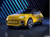 向经典致敬 雷诺发布全新电动概念车