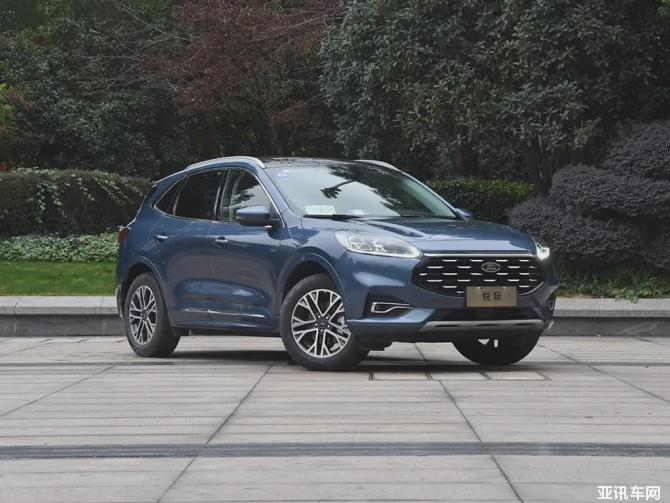 中国特供版 福特将推出锐际七座版车型