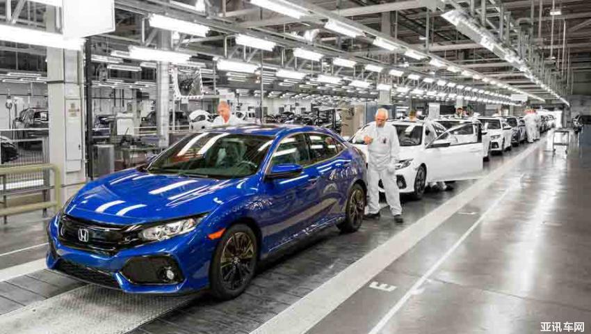 零件供应延误 英国本田工厂第三次停产