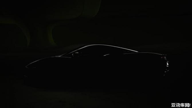 2月17日发布 迈凯伦全新超跑最新预告图