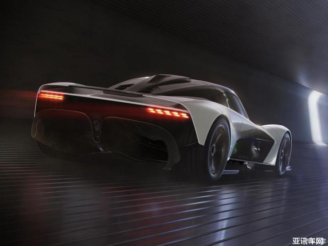阿斯顿马丁Valhalla将采用AMG全新混动系统