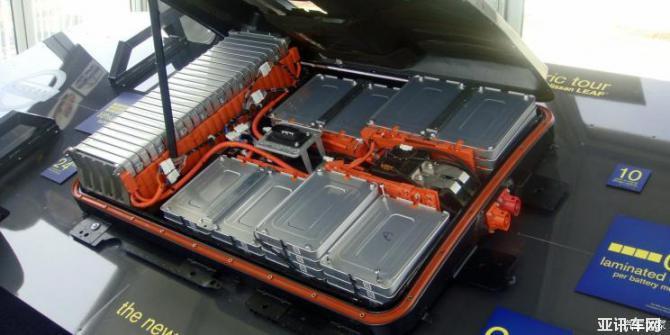 建造第二座电池工厂 通用或与LG化学合作