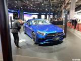 2021上海车展:新款奔驰CLS正式发布