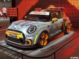 上海车展:MINI Electric Pacesetter