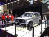 2021上海车展:坦克300赛博版正式发布