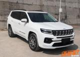 年内正式上市 新款Jeep大指挥官申报图