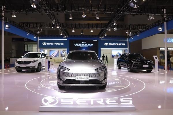 小康电动公关新款智能电动汽车亮相,以领先技术实力展现品牌魅力