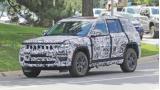 年内发布 Jeep大切诺基将搭全新发动机