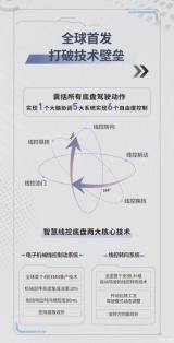 长城公布旗下智慧线控底盘更多信息
