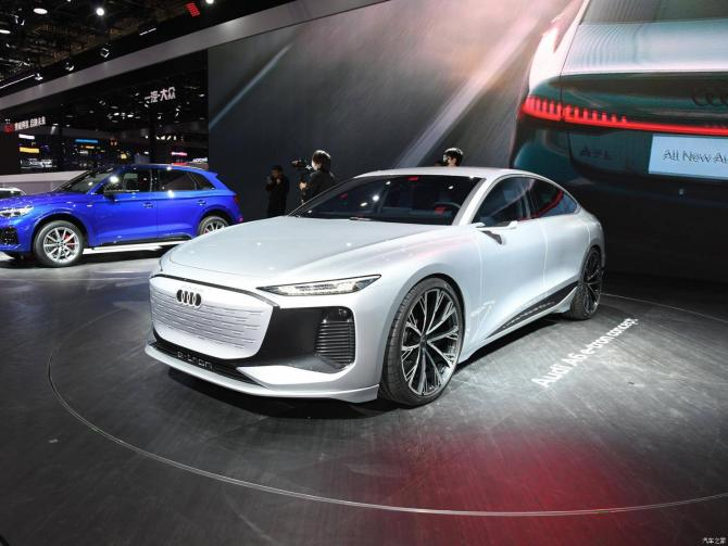 奥迪A6 e-tron量产版将于2023年正式投产