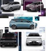 新增7种车身颜色 合创发合创Z03最新消息