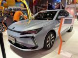 2021成都车展:思皓E50A Pro首发亮相