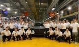 或为新款奔腾T77 一汽奔腾D511试制车下线