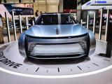 慕尼黑车展:WEY智能座舱概念车实车亮相