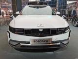 慕尼黑车展:现代IONIQ 5 RoboTaxi实车