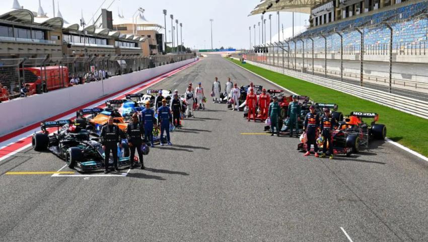 再次缺失上海站 F1大奖赛2022赛程公布